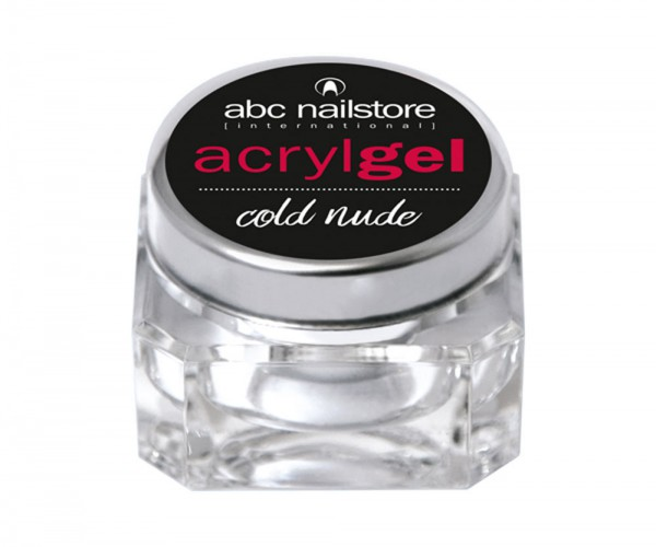 abc nailstore Acrylgel cold nude, 15 g
