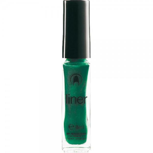 Lackliner pearl green, 8,5 ml