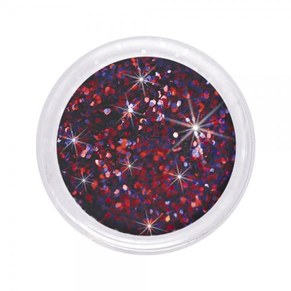 dazzling glitter 0,6 mm, in love #114, 6 g