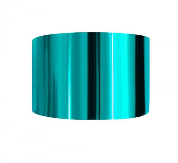 Designfoil Turquoise, 1 x 40cm, Breite 4cm