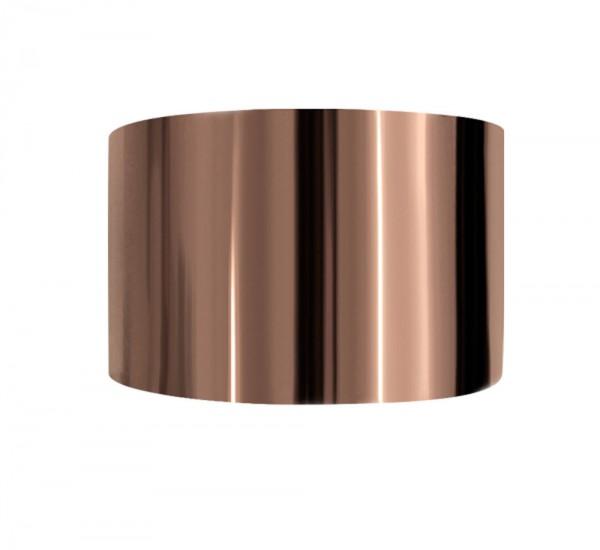 Designfoil Chocolate, 1 x 40cm, Breite 4cm