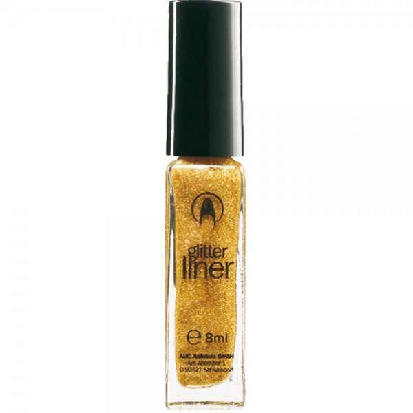 Glitterliner gold, 8 ml