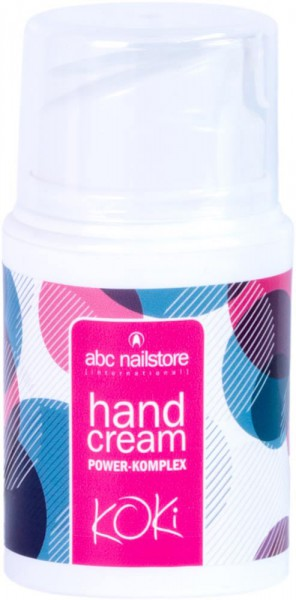 Adessa hand cream power-komplex koki, 50 ml