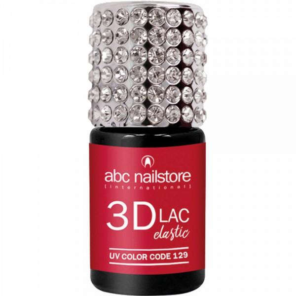 abc nailstore 3DLAC 4WEEKS, rubin lover #129, 7 ml