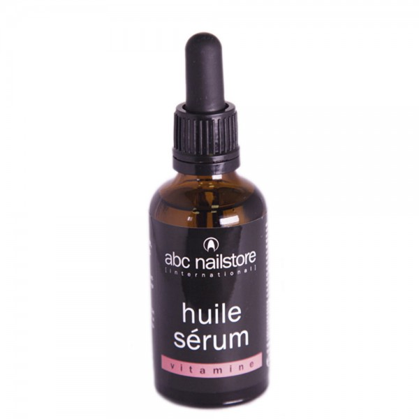 abc nailstore huile sérum vitamine, 50 ml