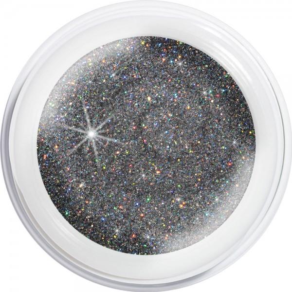 artistgel sparkling silver #408, 5g
