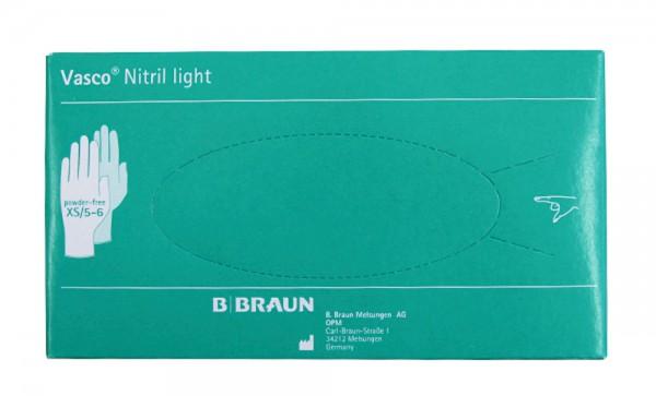 Nitril-Handschuhe puderfrei, Gr. XS, 100 Stück