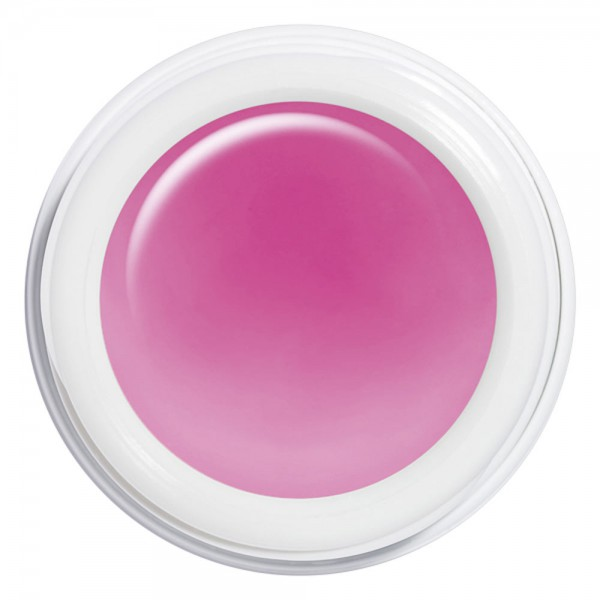 abc nailstore liquid stone gel, glassy flamingo #102, 5 g