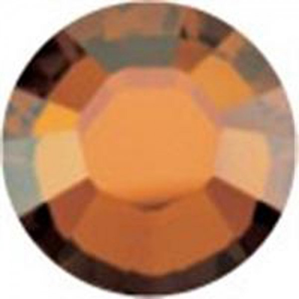 Swarovski SS5 crystal copper, 100 Stück