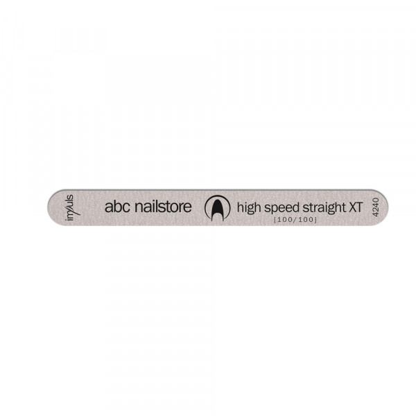 abc nailstore high speed straight XT Feile 100/100