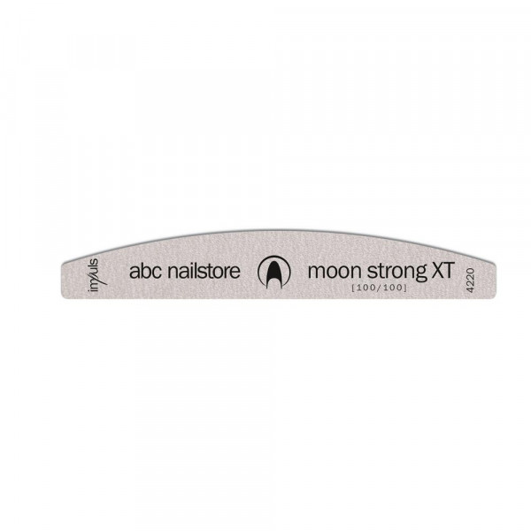 abc nailstore moon strong XT, Feile 100/100