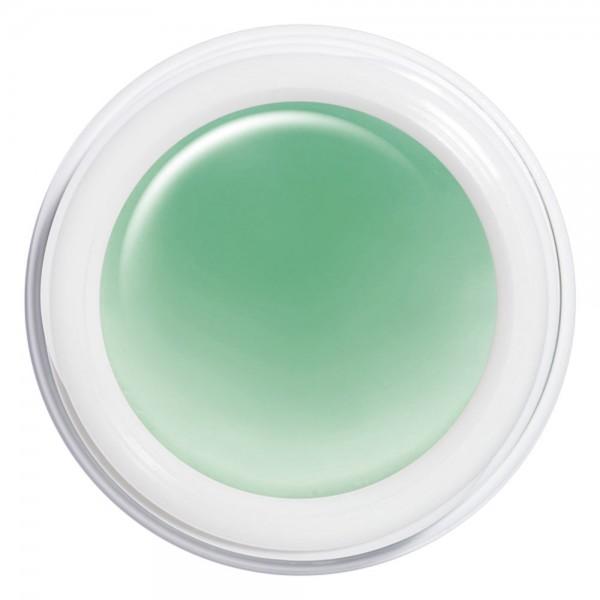 abc nailstore liquid stone gel, glassy clover #107 , 5 g