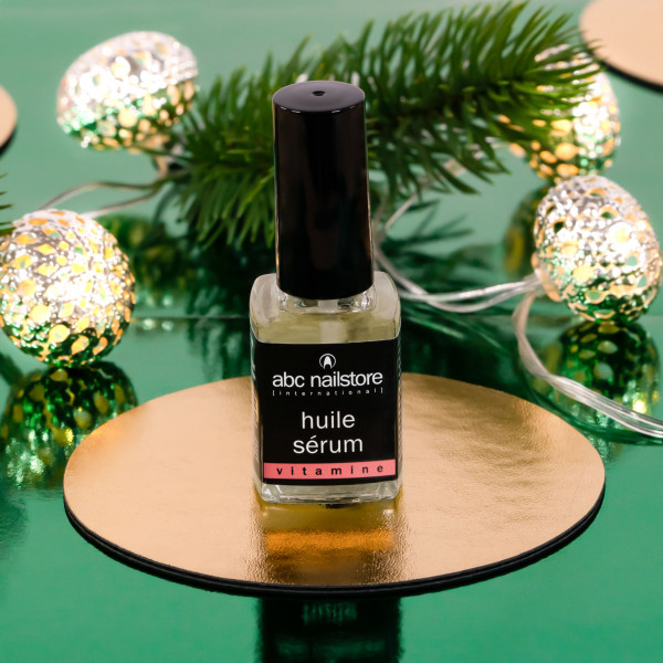 abc nailstore huile sérum vitamine, 11 ml