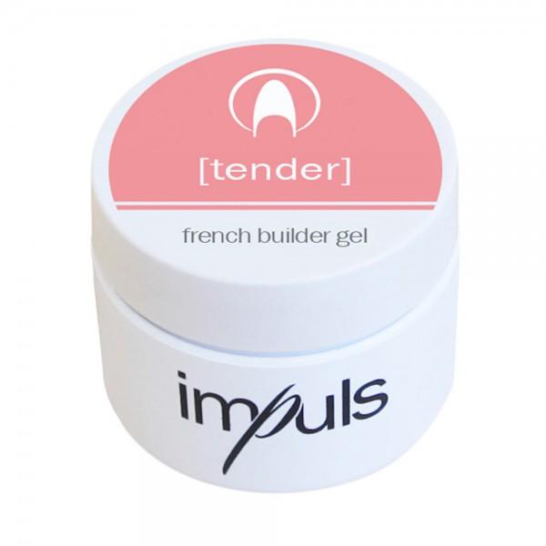 Impuls Tender, French builder Gel, 5g