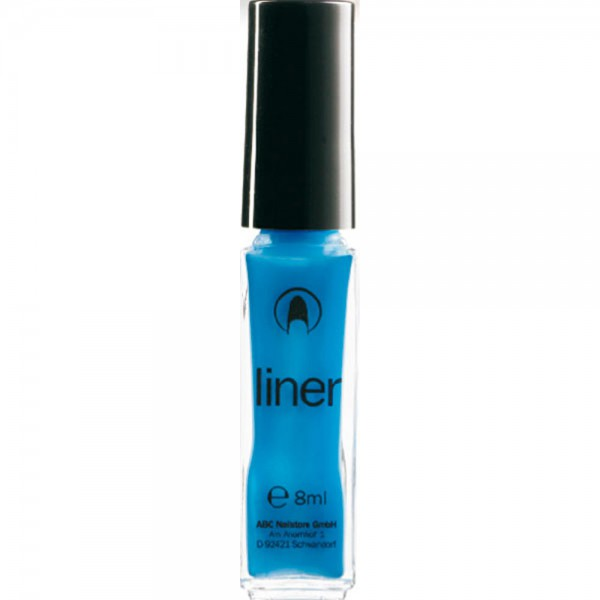 Lackliner navy blue, 8,5 ml