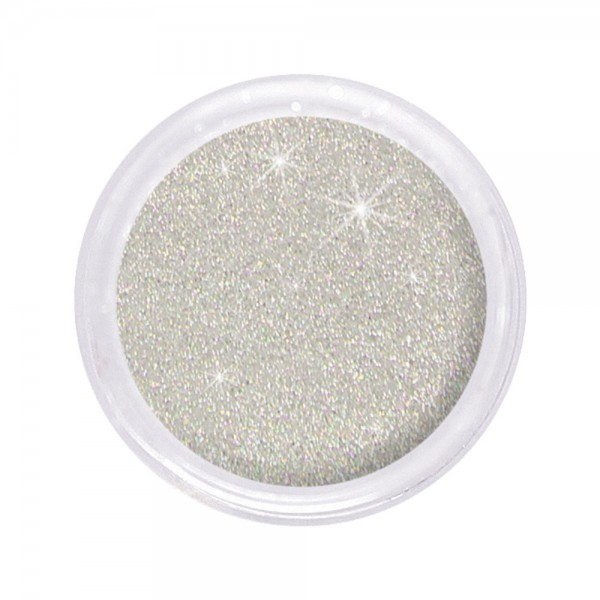 dazzling glitter 0,15 mm, multi silver #110, 6 g
