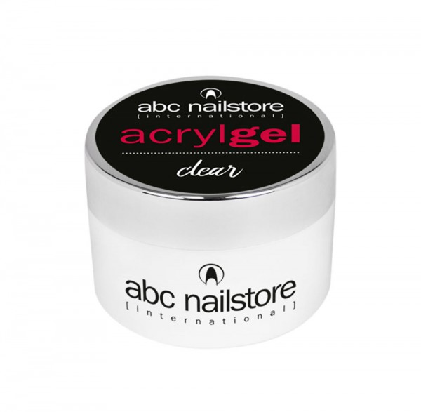 abc nailstore Acrylgel clear, 15 g