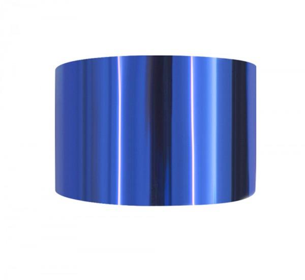 Designfoil Sky Blue, 1 x 40cm, Breite 4cm