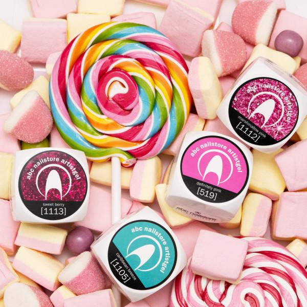 artistgel Set Candy Pop Spring Fever 4x5 g ***10 % Preisvorteil*** 20 g